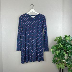 Boden Polka Dot Swing Tunic / Dress Style WO119